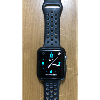 Apple Watch - Apple Watch Series 2, Nike, 42mm