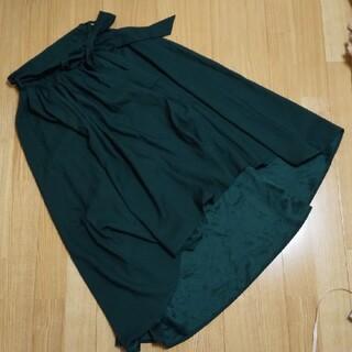 ユメテンボウ(夢展望)のNewlyme ニューリーミー フィッシュテール  スカート(ひざ丈スカート)
