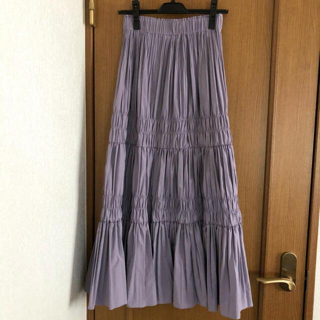 FRAY I.D(フレイアイディー)のFRAYI.D ロングスカート レディースのスカート(ロングスカート)の商品写真