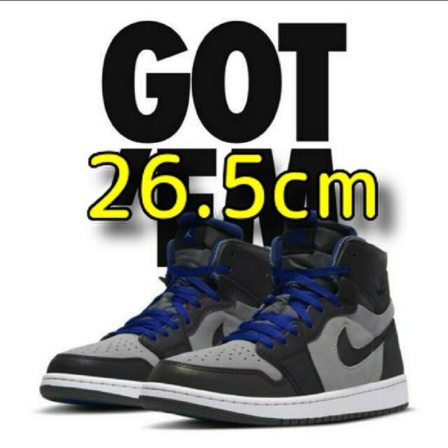 "NIKE(ナイキ)の26.5cm NIKE AIR JORDAN 1 ZOOM ""Esports"" メンズの靴/シューズ(スニーカー)の商品写真"