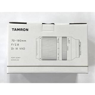 TAMRON - TAMRON 70-180mm F/2.8 Di III VXD  Eマウント用