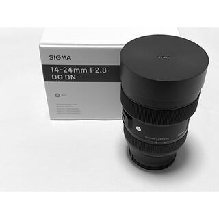 SIGMA - SIGMAシグマ 14-24mm F2.8 DG DN [ソニーE用]