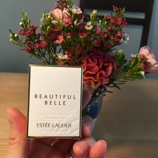 エスティローダー(Estee Lauder)のエスティローダー ビューティフル ベル オーデ パフューム スプレィ 4ml(香水(女性用))
