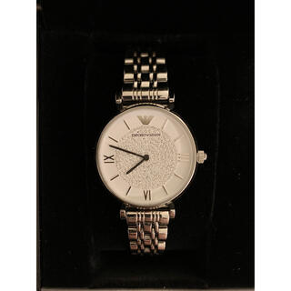 エンポリオアルマーニ(Emporio Armani)のEMPORIO ARMANI レディース 腕時計(腕時計)