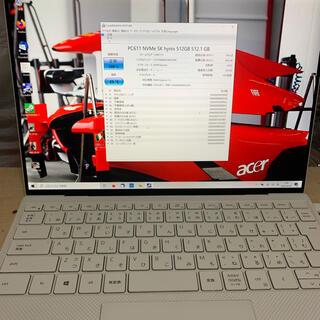 デル(DELL)のDELL XPS13 9300 高スペック 4k(ノートPC)