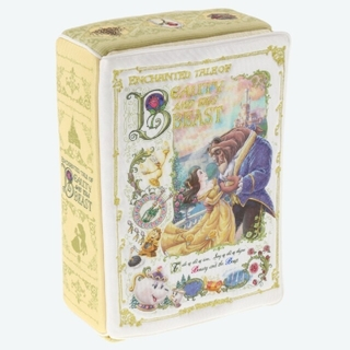 ディズニー(Disney)の売り切り価格!!美女と野獣♡ティッシュボックスケース(キャラクターグッズ)