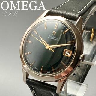 OMEGA - OH済み★動作良好★オメガ アンティーク腕時計 1960年代 メンズ 自動巻き