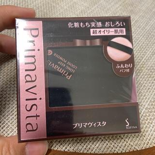 Primavista - 新品未使用⭐️プリマヴィスタブラック おしろい