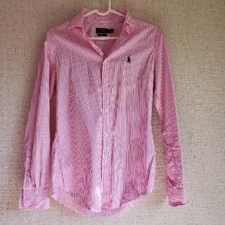 ポロラルフローレン(POLO RALPH LAUREN)のシャツ(シャツ/ブラウス(半袖/袖なし))