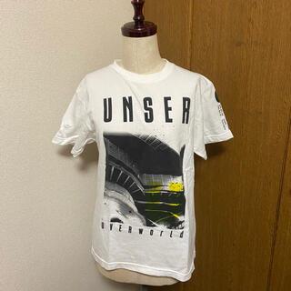 UVERworld ウーバーワールド ライブTシャツ  UNSER 白 ホワイト