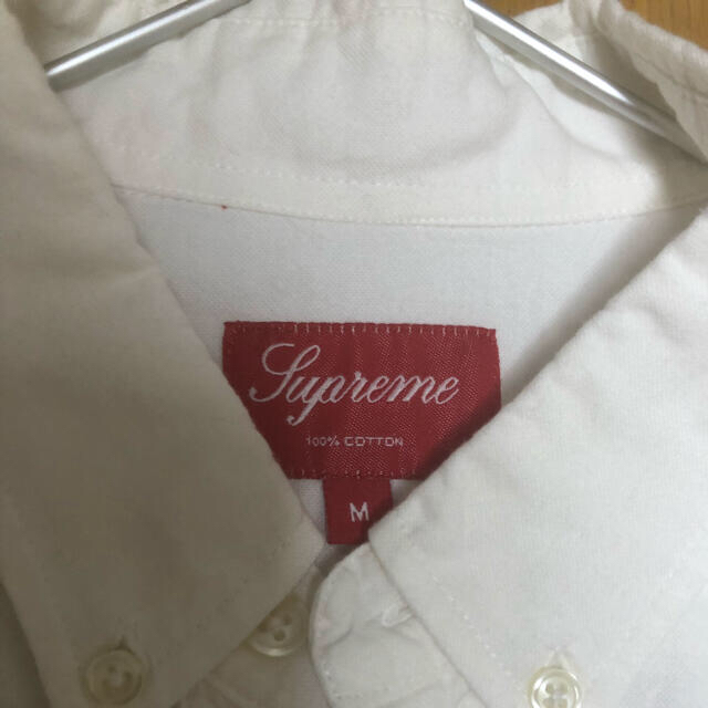 Supreme(シュプリーム)のシュプリーム オックスフォードシャツ メンズのトップス(シャツ)の商品写真
