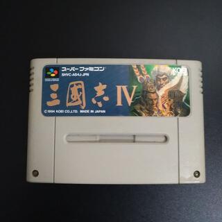 スーパーファミコン(スーパーファミコン)の三國志Ⅳ SFC(家庭用ゲームソフト)