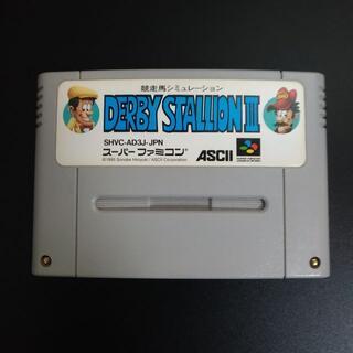 スーパーファミコン(スーパーファミコン)のダービースタリオン3 SFC(家庭用ゲームソフト)