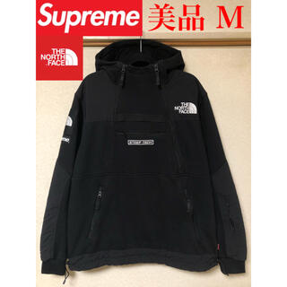 Supreme - 【美品】supreme ノースフェイス steep tech hooded M
