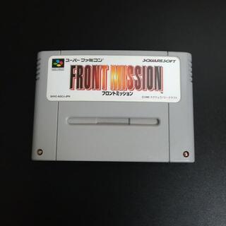 スーパーファミコン(スーパーファミコン)のフロントミッション SFC(家庭用ゲームソフト)