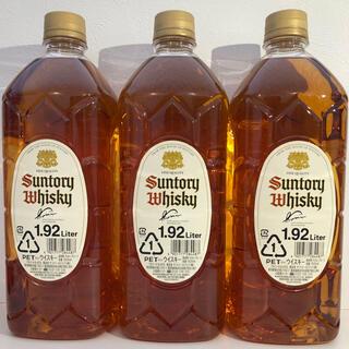 サントリー - サントリー ウイスキー白角[休売品] 1.92L×3本