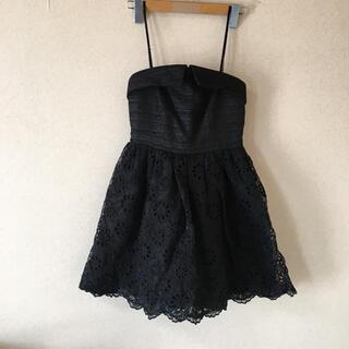 rosebullet - ●未使用 ローズブリット チューブトップ ドレス ワンピース