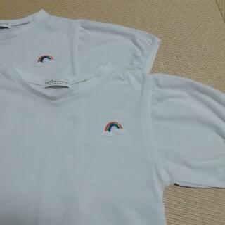 アースミュージックアンドエコロジー(earth music & ecology)のTシャツ 双子(Tシャツ/カットソー)