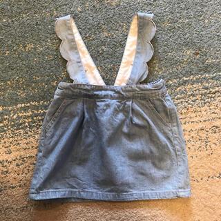 petit main - プティマイン  スカート ワンピース(80)