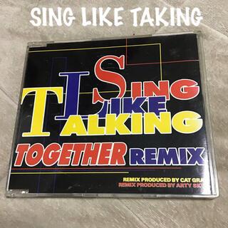 TOGETHER  Remix シングライクトーキング  CD