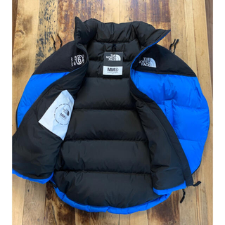 MM6 - 【最安値】MM6 x TNF Circle Nuptse jacket :S