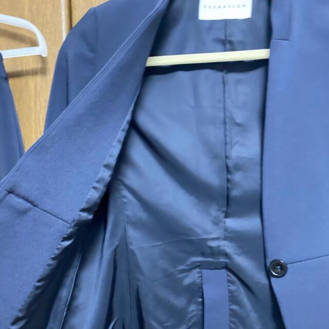 ESTNATION(エストネーション)のエストネーション ノーカラーセットアップ レディースのフォーマル/ドレス(スーツ)の商品写真