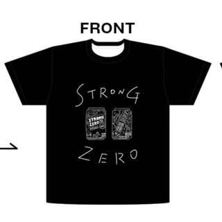 サントリー(サントリー)のストロングゼロ Tシャツ 黒 2枚セット(Tシャツ/カットソー(半袖/袖なし))
