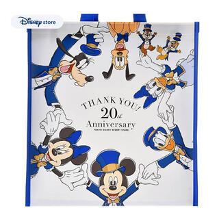 Disney - ディズニーストア 東京ディズニーリゾート店20周年 ショッピングバッグ