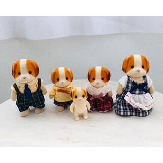 EPOCH - シルバニアファミリー シフォンイヌファミリー 人形 セット