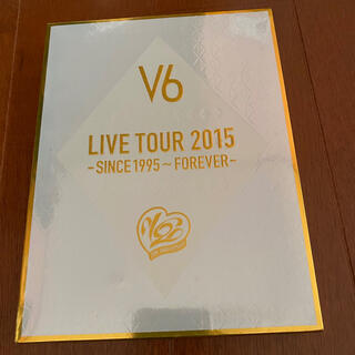 ブイシックス(V6)のV6  DVD(男性アイドル)