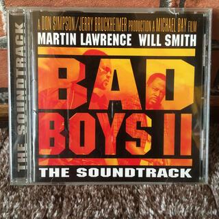 BAD BOYS Ⅱ バッドボーイズ2 サウンドトラック 廃盤 サントラ2003(映画音楽)