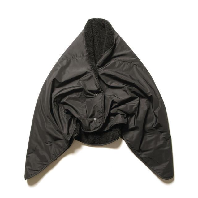 F.C.R.B.(エフシーアールビー)の新品 FCRB 20AW EMBLEM BLANKET BLACK メンズのファッション小物(その他)の商品写真