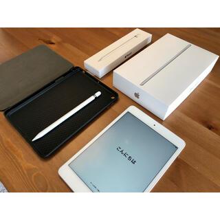 iPad - 【美品!】ipad mini 5 + Apple Pencil ケース付き
