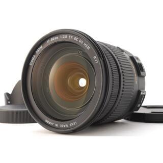 SIGMA - ★新品級★ SIGMA 17-50mm F2.8 DC OS HSM Canon