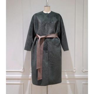 Faux Fur Reversible Coat herlipto