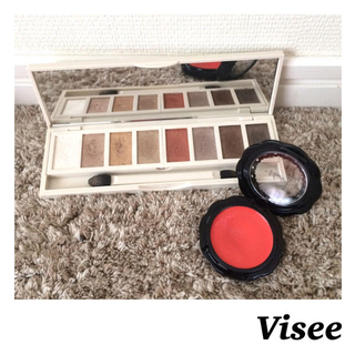 VISEE - 【美品】Visee♥️ヴィセリシェ 化粧品 コスメ まとめ売り 計2点
