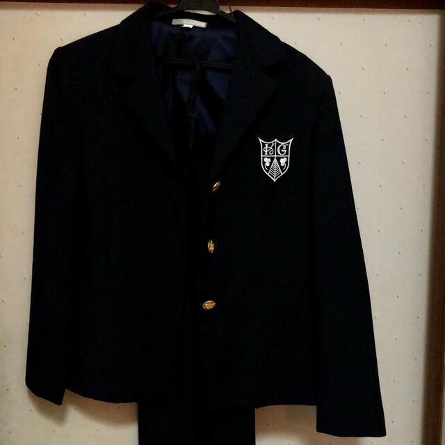 甲南女子 スーツ レディースのフォーマル/ドレス(スーツ)の商品写真