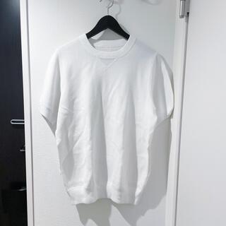 サカイ(sacai)のsacai ニットTシャツ 未着用品(Tシャツ/カットソー(半袖/袖なし))