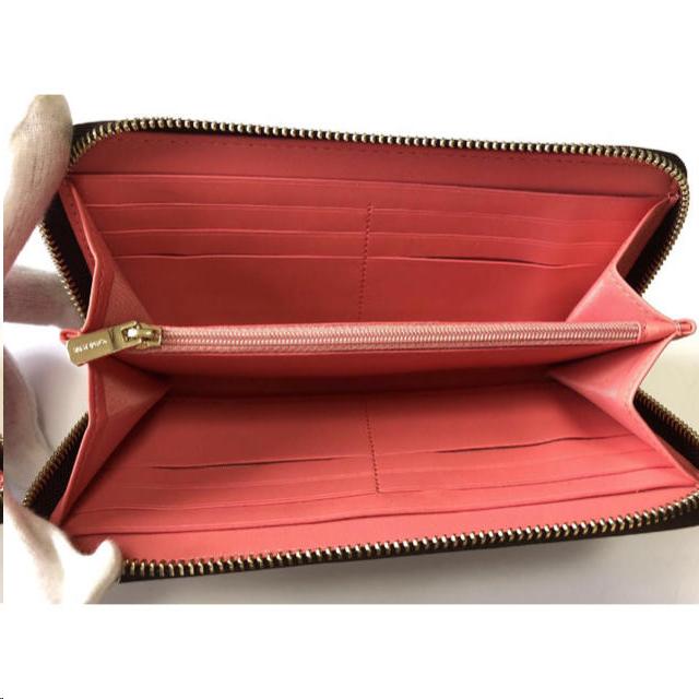 COACH(コーチ)のcoach財布コーチ ピンク色 F31572 人気 花柄  長財布  レディースのファッション小物(財布)の商品写真