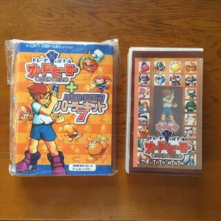 ゲームボーイ - 【GBC】トレード&バトル カードヒーロー  バトラーキット7