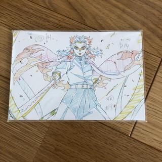 鬼滅の刃 劇場版 原画ポストカードセット C(その他)