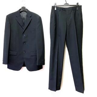 コムサイズム(COMME CA ISM)のコムサイズム シングルスーツ サイズM 黒(セットアップ)