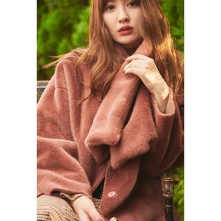 新品 herlipto Faux Fur Reversible Coat