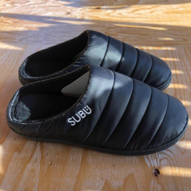 UGG(アグ)のSUBU 20年新作 冬用サンダル 新品 未使用 正規品 ブラック サイズ1 レディースの靴/シューズ(サンダル)の商品写真
