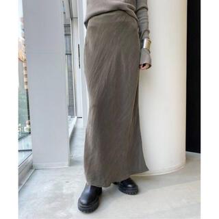 L'Appartement DEUXIEME CLASSE - アパルトモン【OZMA/オズマ】Cupra Tight Skirt
