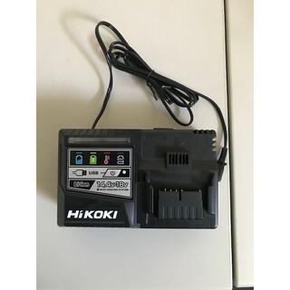 日立 - 【新品】【未使用】HiKOKI 日立工機 急速充電器 UC18YSL3 箱なし