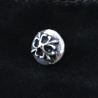 エーアンドジー(A&G)のA&G シルバー925ボタン(ネックレス)