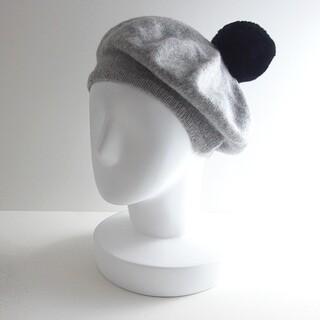 ジェニィ(JENNI)の未使用 秋冬 ●SISTER JENNI● ジェニィ ポンポン付きニットキャップ(帽子)