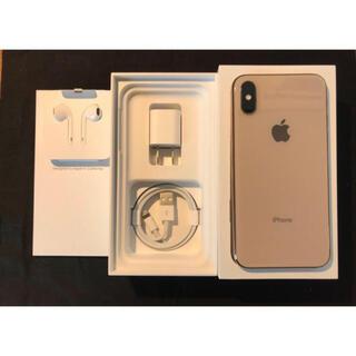 Apple - 超美品 iPhoneXs Gold 256 GB SIMフリー