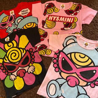 ヒステリックミニ(HYSTERIC MINI)のヒスミニset(Tシャツ/カットソー)